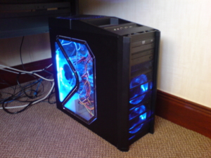 Types of Computer Cases - mid tower