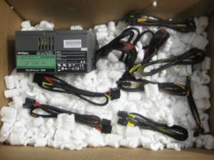 Power supply in a computer - modular PSU