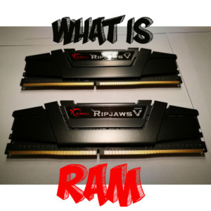 What does ram stand for in computers