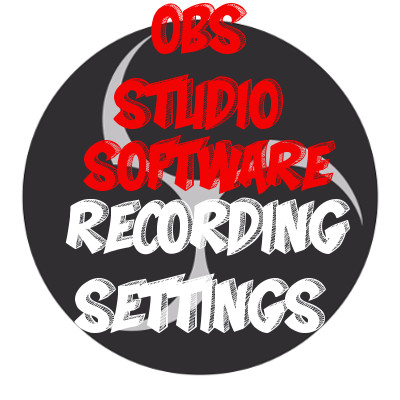 Obs Studio Encoding Settings