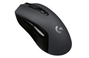 Example of Wired vs Wireless Gaming Mouse - Logitech G603
