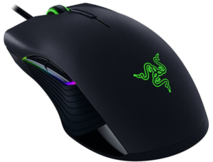 Example of Wired vs Wireless Gaming Mouse - Razer Lancehead Tournament Edition